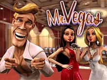 Слот Mr. Vegas